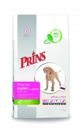 Croquettes sans céréales chiot Prins ProCare Puppy & Junior