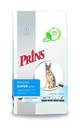 Croquettes premium chien Prins ProCare Super Active
