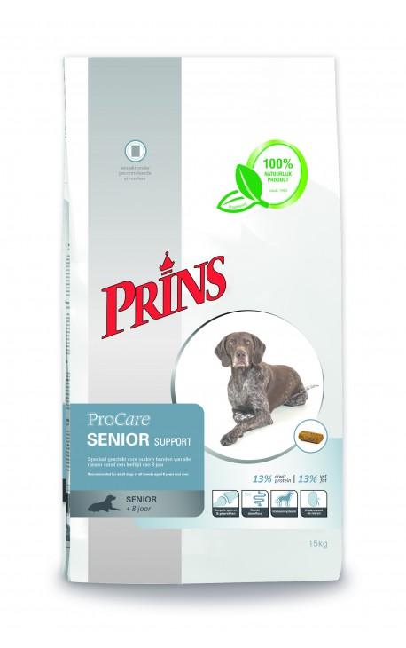 Croquettes premium chien senior Prins ProCare Senior Support