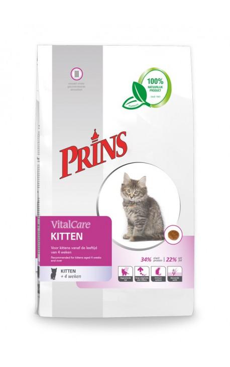 Croquettes chaton Prins VitalCare Kitten