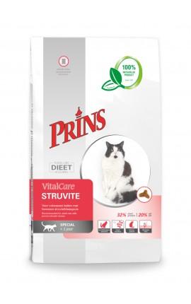 Croquettes chat calculs urinaires Prins VitalCare Struvite